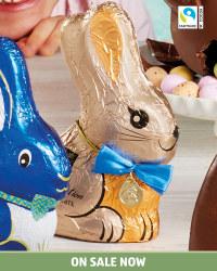 Moser Roth Chocolate Bunny