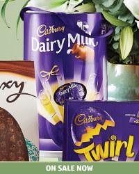 Cadbury Dairy Milk Egg