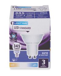 LED Lightbulb 5W GU10 38D
