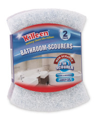 Killeen Bathroom Scourer 2 Pack