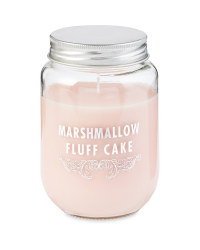 Marshmallow Fluff Scented Candle