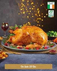 Irish Fresh Large Whole Turkey