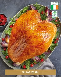 Irish Fresh Large Turkey Crown