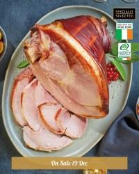 Cherrywood Smoked Half Bone In Ham