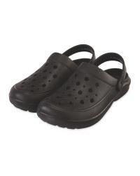 Summer Clogs Black
