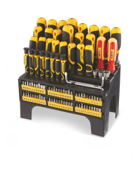 100 Piece Screwdriver And Bit Set