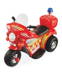 6V Ride On Fire Engine
