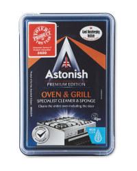 Astonish Oven/Grill Cleaner & Sponge