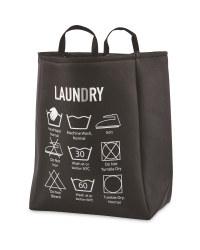 Black Laundry Bag