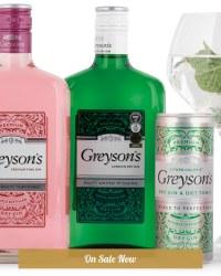 Greyson's London Dry Gin