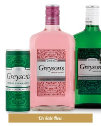 Greyson's Pink Gin