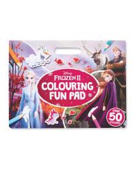 Disney Frozen 2 Colouring Pad