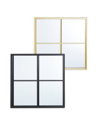 Kirkton House Mini Grid Mirror