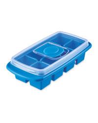 Blue Extra Large Ice Cube Tray