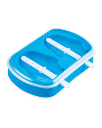 Blue Penguin Ice Lolly Mould