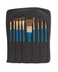 Simply Watercolour Paint Brushes Set