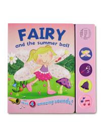Fairy & The Summer Ball Sound Book