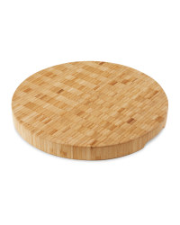 Premium Round Wooden Trivet