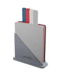 Multicoloured Chopping Board Set