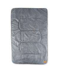 Charcoal Cosy Pet Blanket