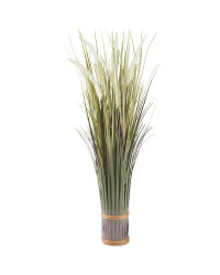 Artificial White Dog Tail Plant