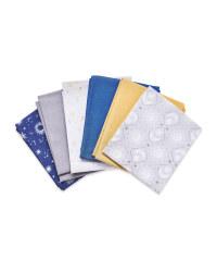 Mystic Fabric Fat Quarters 6 Pack