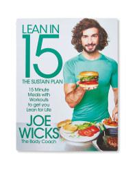 Joe Wicks Lean in 15 Sustain Book