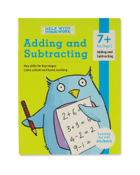 Adding and Subtracting 7+ Workbook