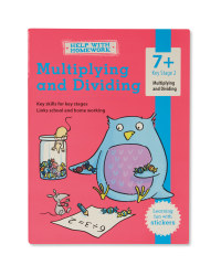 Multiplying and Dividing 7+ Workbook