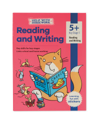 Reading and Writing 5+ Workbook