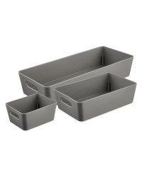 WHAM Grey Studio Box 3 Pack
