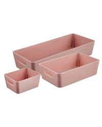 WHAM Pink Studio Box 3 Pack