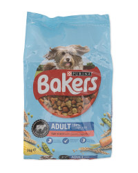 Bakers Adult Dry Dog Food 3kg