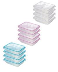 Fresh & Freeze Boxes 750ml 4 Pack