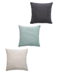 Kirkton House Bouclé Cushion 2 Pack
