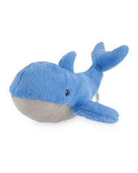 Blue Whale Eco Soft Toy