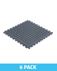 Blue Lattice Multipurpose Floor Mats