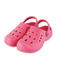 Kids' Summer Clogs Pink