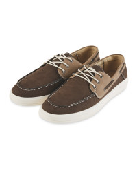 Avenue Men's Brown Casual Shoes