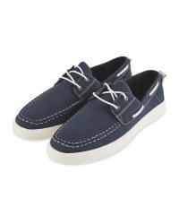 Avenue Men's Blue Casual Shoes