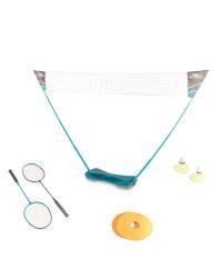 Crane Badminton Set & Pop-Up Net