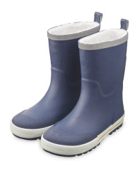Lily & Dan Children's Blue Wellies