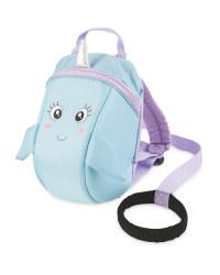 Narwhal Toddler Reins Backpack