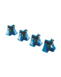 Workzone Corner Clamps 4 Pack