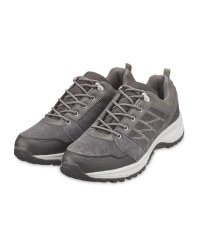 Men's Grey All Terrain Shoes