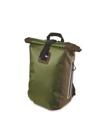 Olive Green Water Resistant Backpack