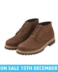 Avenue Men's Brown Desert Boots