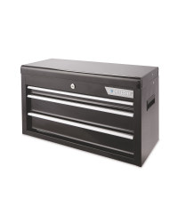 Workzone Black 3 Drawer Tool Chest