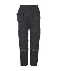 Men's Black Holster Trouser
