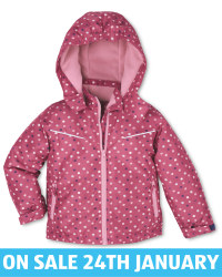 Crane Kids' Rose Snow Jacket